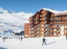 Résidence Le Chamois d'Or, hotel in Val Thorens