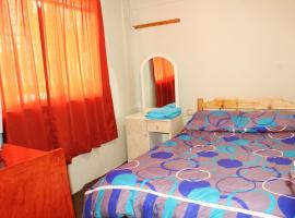 Hostel Climbing Point, homestay in Huaraz