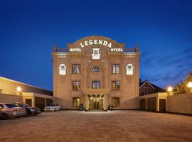 Hotel Legenda, hotel in Rostov on Don