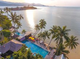 Tango Luxe Beach Villa Samui, hotel en Choeng Mon Beach