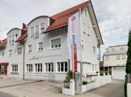 Central Hotel Friedrichshafen, hotel in Friedrichshafen