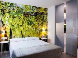 Apartamentos Divan, hotel cerca de Aeropuerto de Vitoria - VIT,