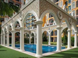 Venetian Pattaya, hotel near Pattaya Floating Market, Jomtien Beach