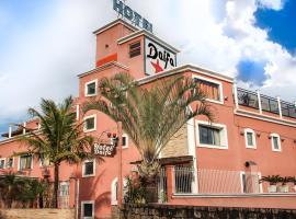 Partner Hotéis By Daifa, hotel near Rosario Steps, Florianópolis