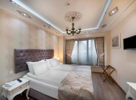 World Heritage Hotel Istanbul, hotel di Istanbul