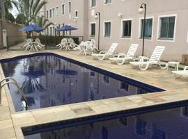 Spazio Solarium - Apartamento, hotel in Lauro de Freitas