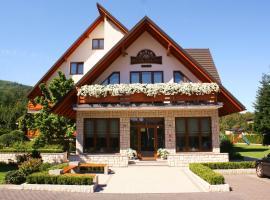 Beskidian – hotel w pobliżu miejsca Wyciąg narciarski Mały Rachowiec w Węgierskiej Górce