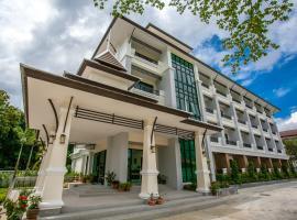 Wanarom Residence Hotel, apartment in Krabi