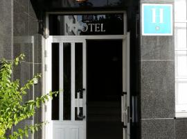 Hotel Victorino, hotel in Silleda