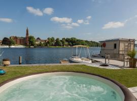 Ringelnatz Inselhotel, Hotel in der Nähe von: Fleesensee, Malchow