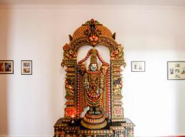 Shanti Home, boutique hotel in New Delhi