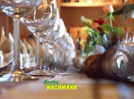 Gasthof Wachmann, Hotel in der Nähe von: Schloss Herberstein, Romatschachenberg