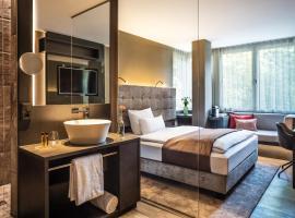SAKS Urban Design Hotel Frankfurt, hotel near Senckenberg Natural History Museum, Frankfurt/Main