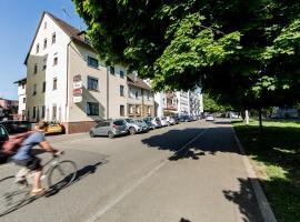 Hotel zur Post, hotel in Heilbronn