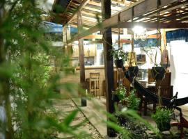Wood Stone, hotel with parking in Yogyakarta
