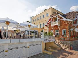 Hotel Wittelsbacher Höh, отель в Вюрцбурге