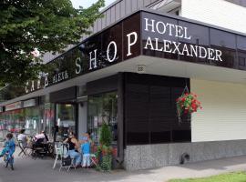 Hotel Alexander, hotelli Mäntässä