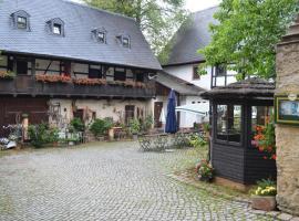 zum Frongut, Hotel in der Nähe von: Messe Chemnitz, Burgstaedt