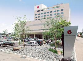 ホテルグランミラージュ、魚津市のホテル