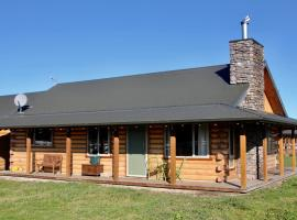 The Log Cottage, farm stay in Rangiora