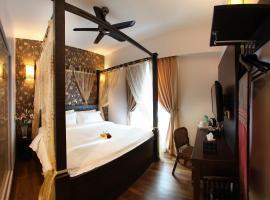 Hotel Richbaliz, hotel in Batu Caves
