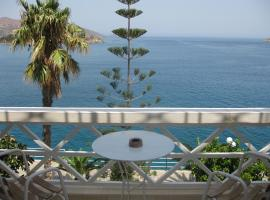 Melas Apartments, serviced apartment in Agios Nikolaos