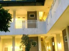 The Sriwijaya Hotel, hotel in Padang