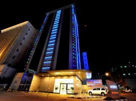 حياة بيوتات ، فندق في الرياض