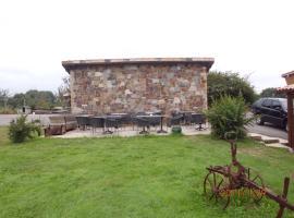 Casona Los Gamonales, hotel en Carreno