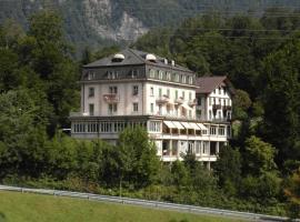 Waldhotel Unspunnen, hotel in Interlaken