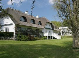 Comwell Borupgaard, hotel i Snekkersten