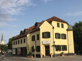 Pension Eberl, guest house in Munich