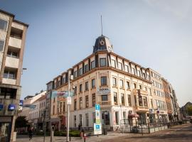 Hotel De Spiegel, hotel in Sint-Niklaas