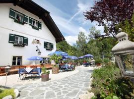 Landgasthof & Restaurant Batzenhäusl, hotel in Sankt Gilgen