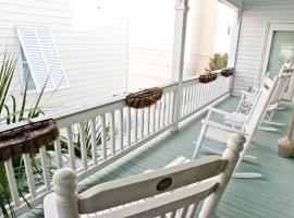 DeSoto Beach Bed and Breakfast, B&B in Tybee Island