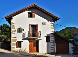 Casa Artegia, casa rural en Mezkiriz
