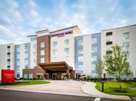 TownePlace Suites by Marriott Charlotte Fort Mill, hotel v destinaci Fort Mill