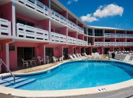 Bell Channel Inn Hotel & Scuba Diving Retreat, отель в городе Фрипорт