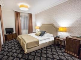 HG Hotel, hotel in Toszek