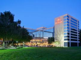 Hilton Stamford Hotel & Executive Meeting Center, hotel in Stamford