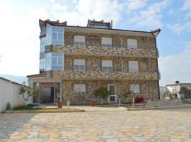 Hotel and Camping Simeone, hotel in Berat