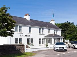Riverside, guest house in Ullapool