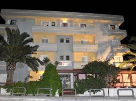 Hotel Mistral, hotel a l'Alguer