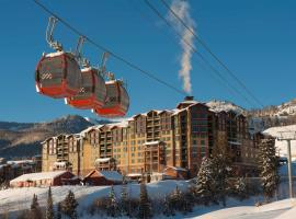 Grand Summit Lodge Park City - Canyons Village, lodge in Park City
