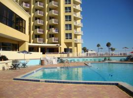 Ocean Breeze Club Hotel, hotel in Daytona Beach