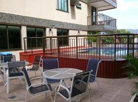 Camboinhas Inn, accessible hotel in Niterói