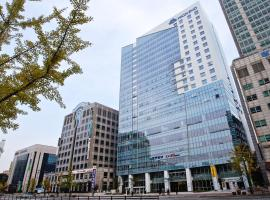Value Hotel Worldwide Suwon, hotel in Suwon
