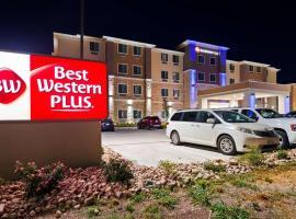 Best Western Plus Buda Austin Inn & Suites, McKinney Falls State Park, Buda, hótel í nágrenninu