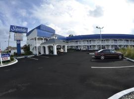 Superlodge Absecon/Atlantic City, motel in Absecon