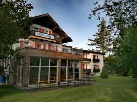 Hostel der Athleten, ski resort in Garmisch-Partenkirchen